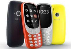 Nokia 3310 4G Leak 245x170