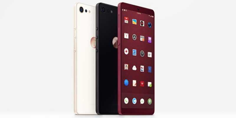 Smartphone Indah 2017