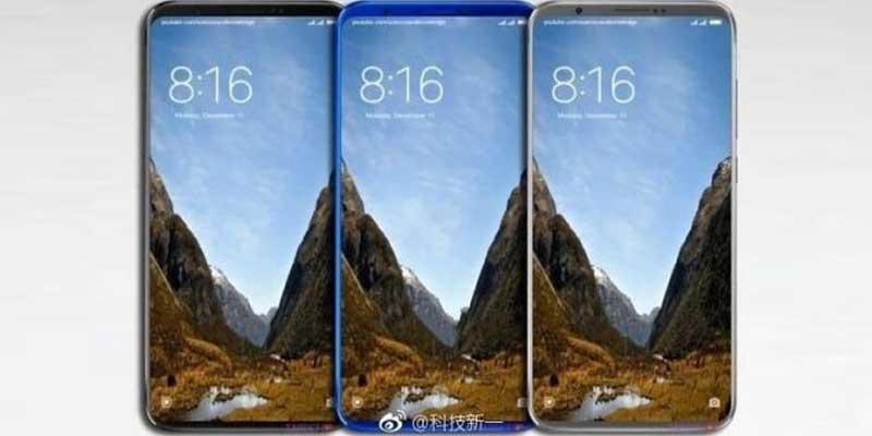 Xiaomi Mi 7 leak ok