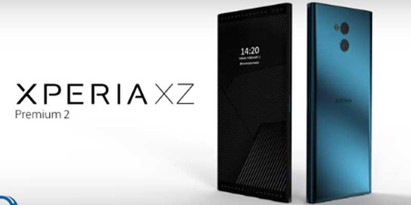 Xperia XZ Premium 2 Render Leak 1