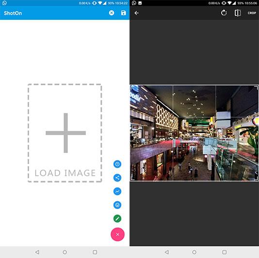 cara menambahkan watermark shot on di semua smartphone 1