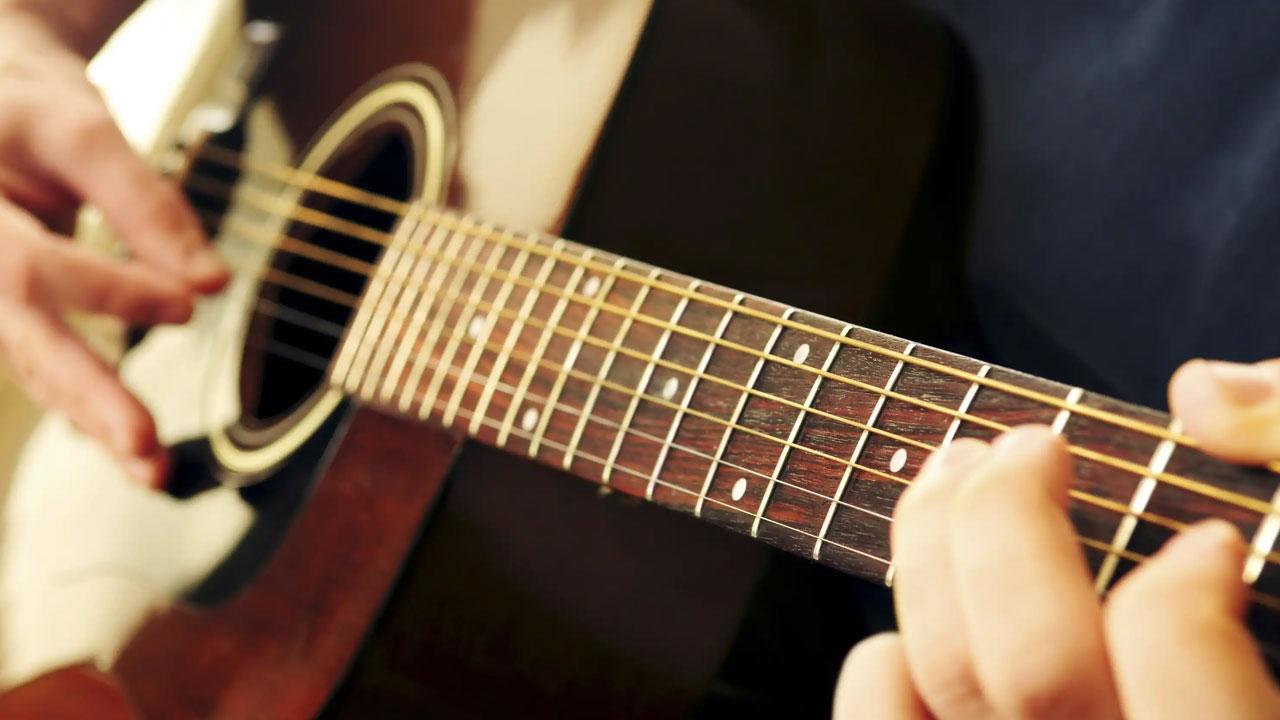 cara stem gitar dengan android banner