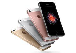iPhone SE 245x170