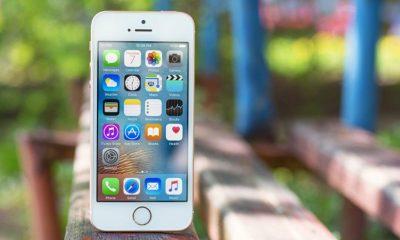 iPhone SE Apple 400x240