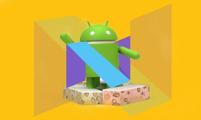 Android nougat 400x240
