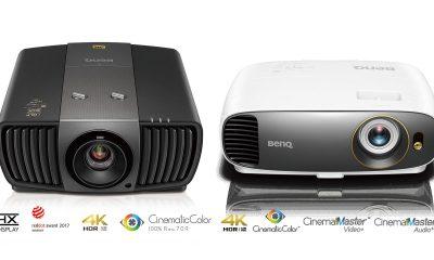 BenQ 4K UHD Projector 400x240