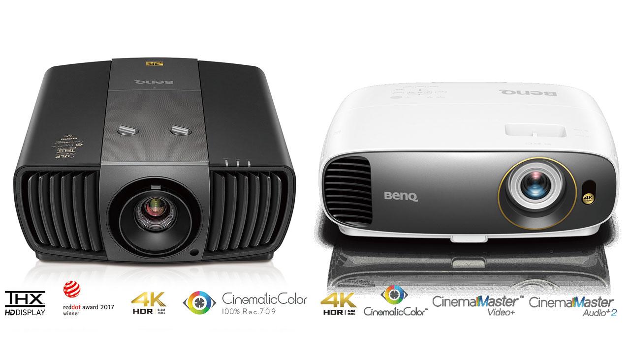 BenQ 4K UHD Projector
