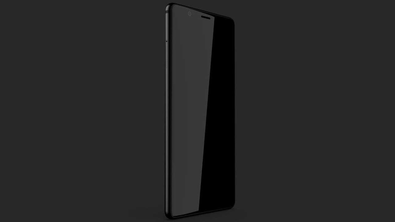 BlackBerry Ghost FullScreen