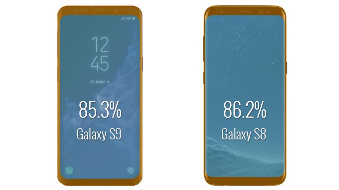 CAD Galaxy S9