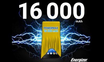 Energizer 16000 mAh 400x240