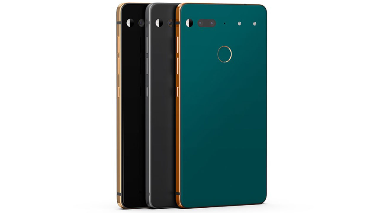 Essential Phone 3 Color