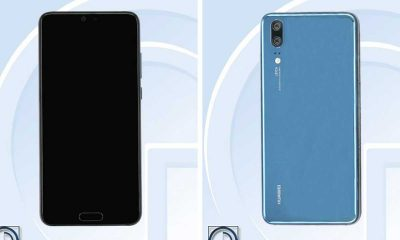 Huawei P20 Leak TENAA 400x240