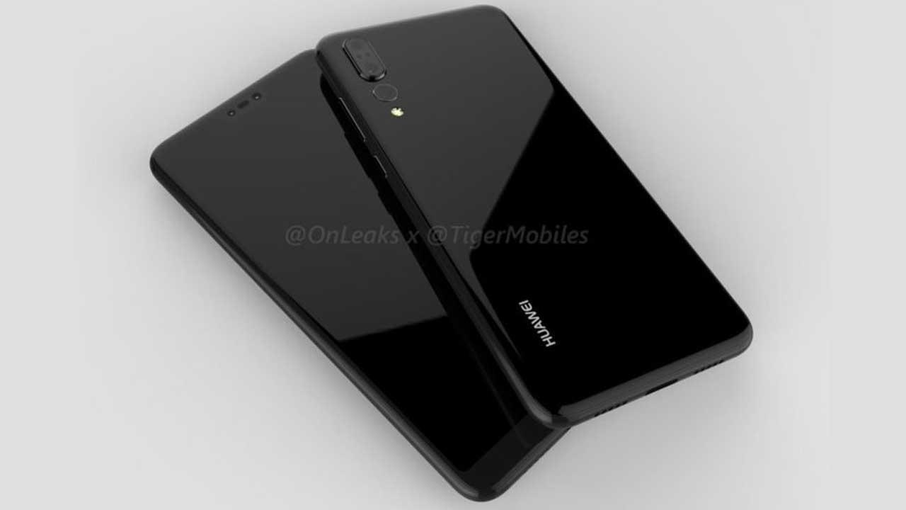 Huawei P20 Leakz
