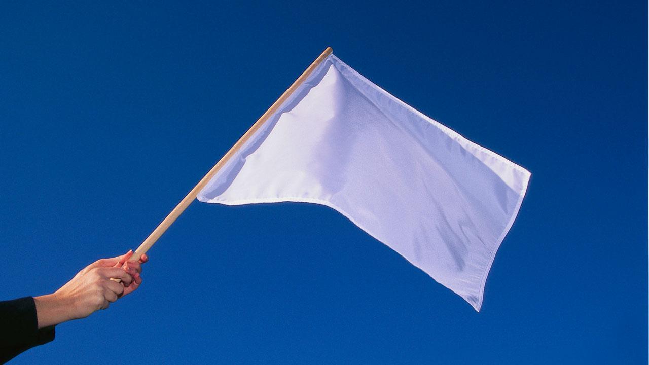 LG White Flag