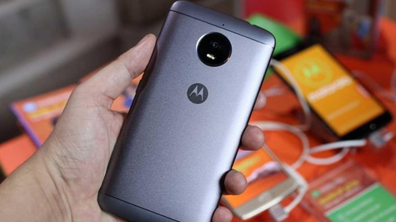 Motorola Moto Back