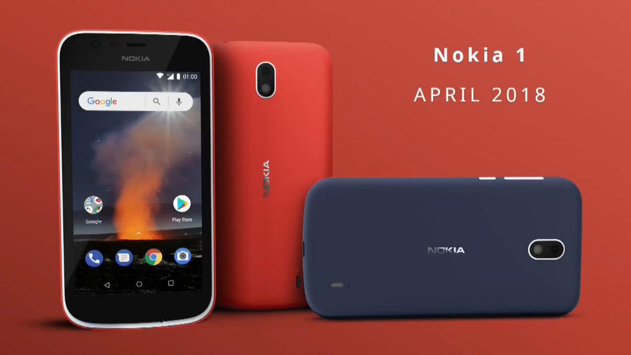 Nokia 1 1
