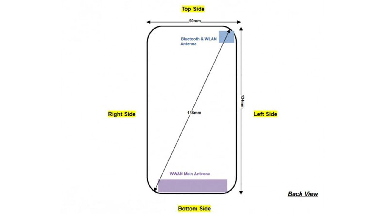 Nokia 1 FCC