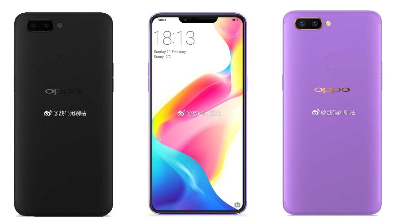 OPPO R15 dan R15 Plus Leak