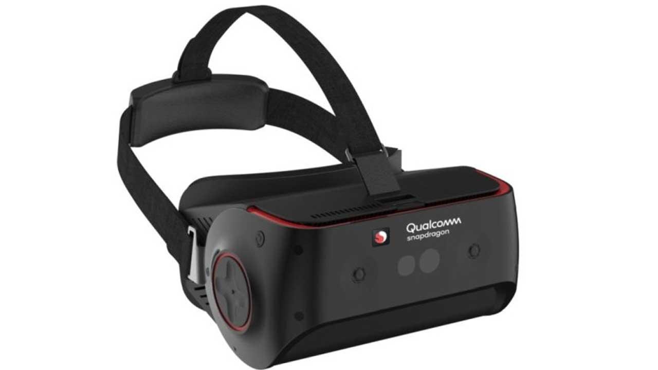 Perangkat VR Snapdragon 845