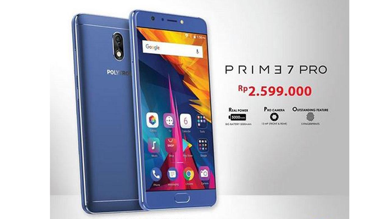 Polytron Prime 7 Pro