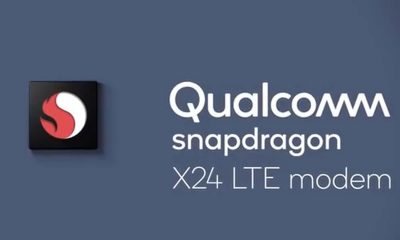 Qualcomm Snapdragon X24 400x240