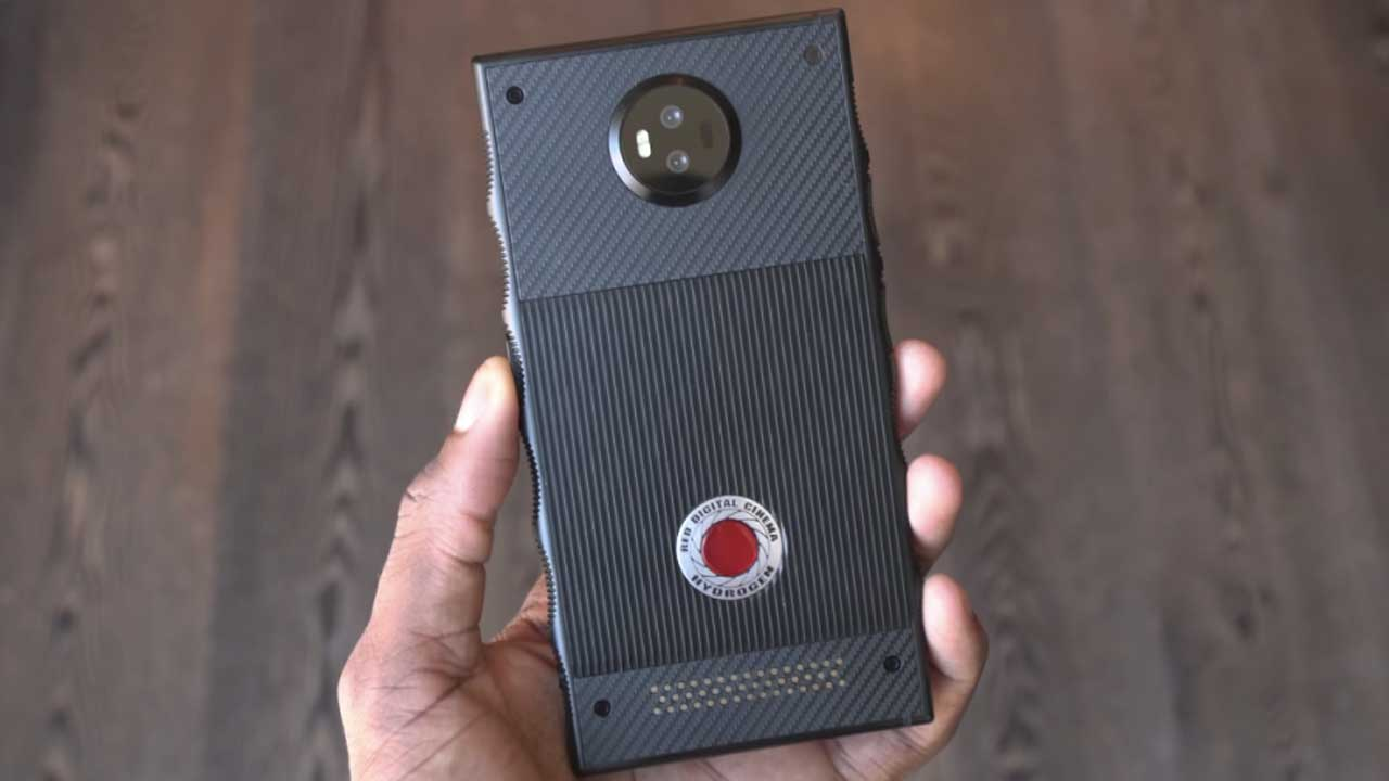 RED Hydrogen One Canggih