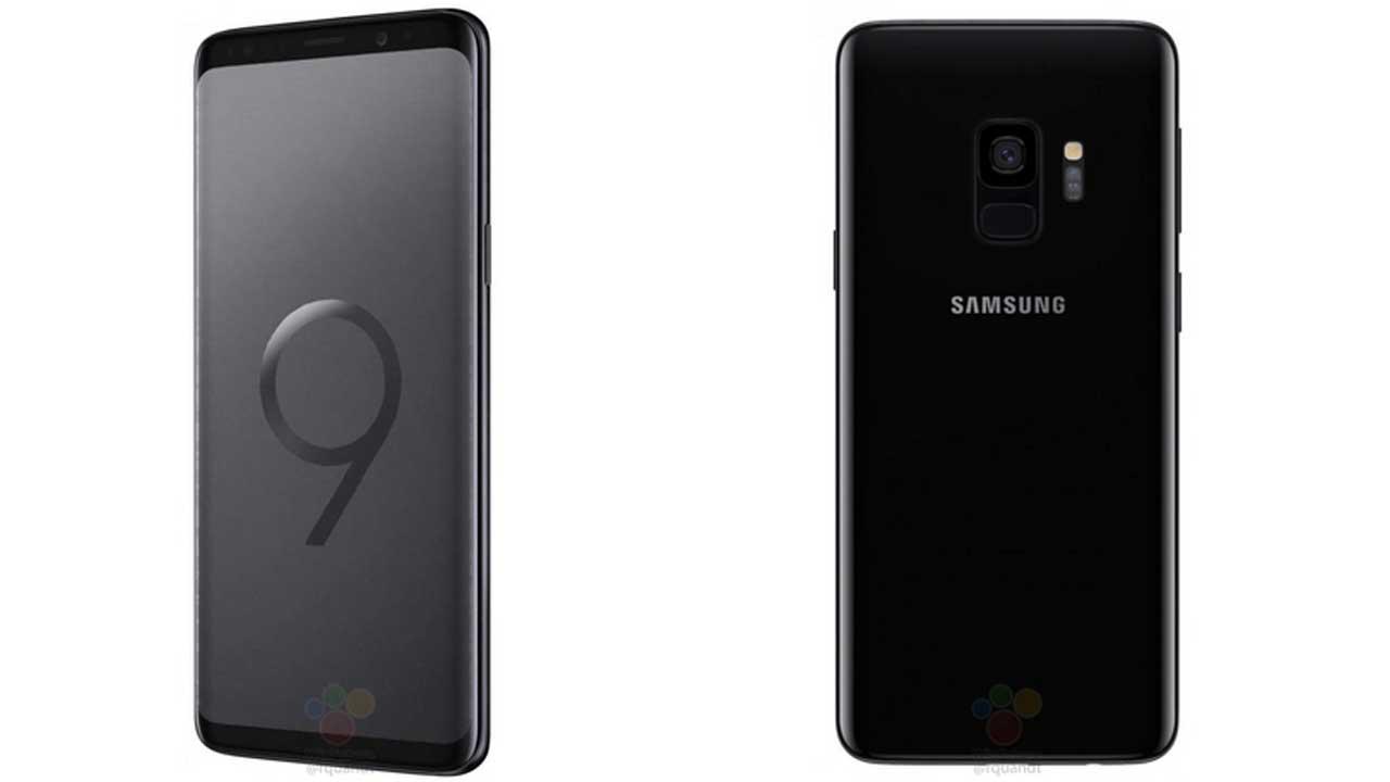 Samsung Galaxy S9 Leak All