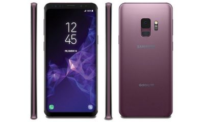 Samsung Galaxy S9 Rasio Screen to Body 400x240