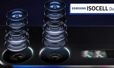 Samsung ISOCELL Dual 400x240