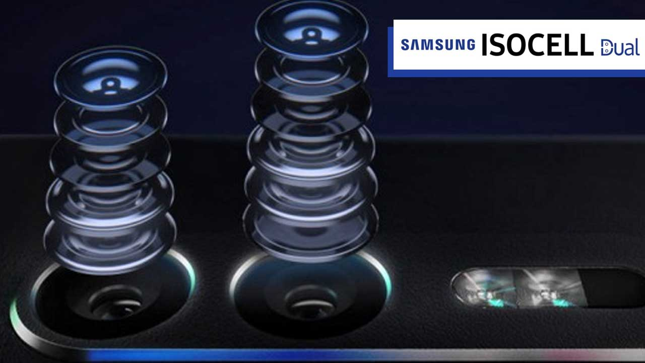 Samsung ISOCELL Dual
