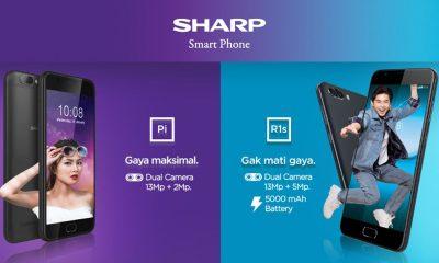 Sharp Smartphone 400x240