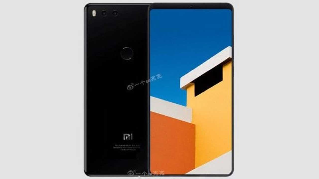 Xiaomi Mi 7 Leak Design