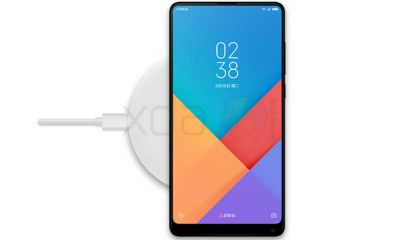 Xiaomi Mi Max 3 Wireless Charging 400x240