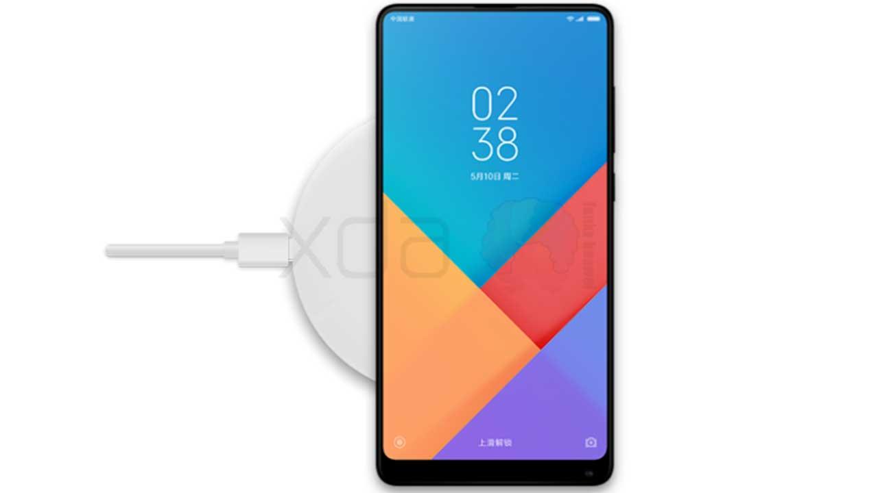 Xiaomi Mi Max 3 Wireless Charging