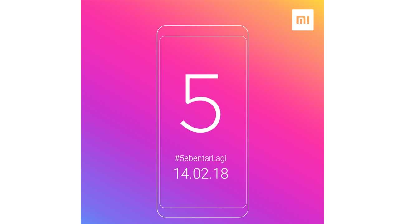 Xiaomi Redmi 5 Poster Teaser