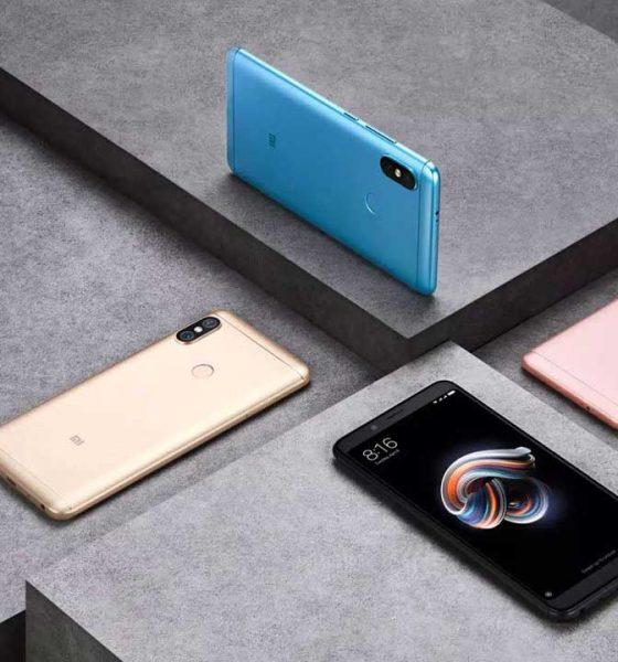 Xiaomi Redmi Note 5 Pro All Four 560x600