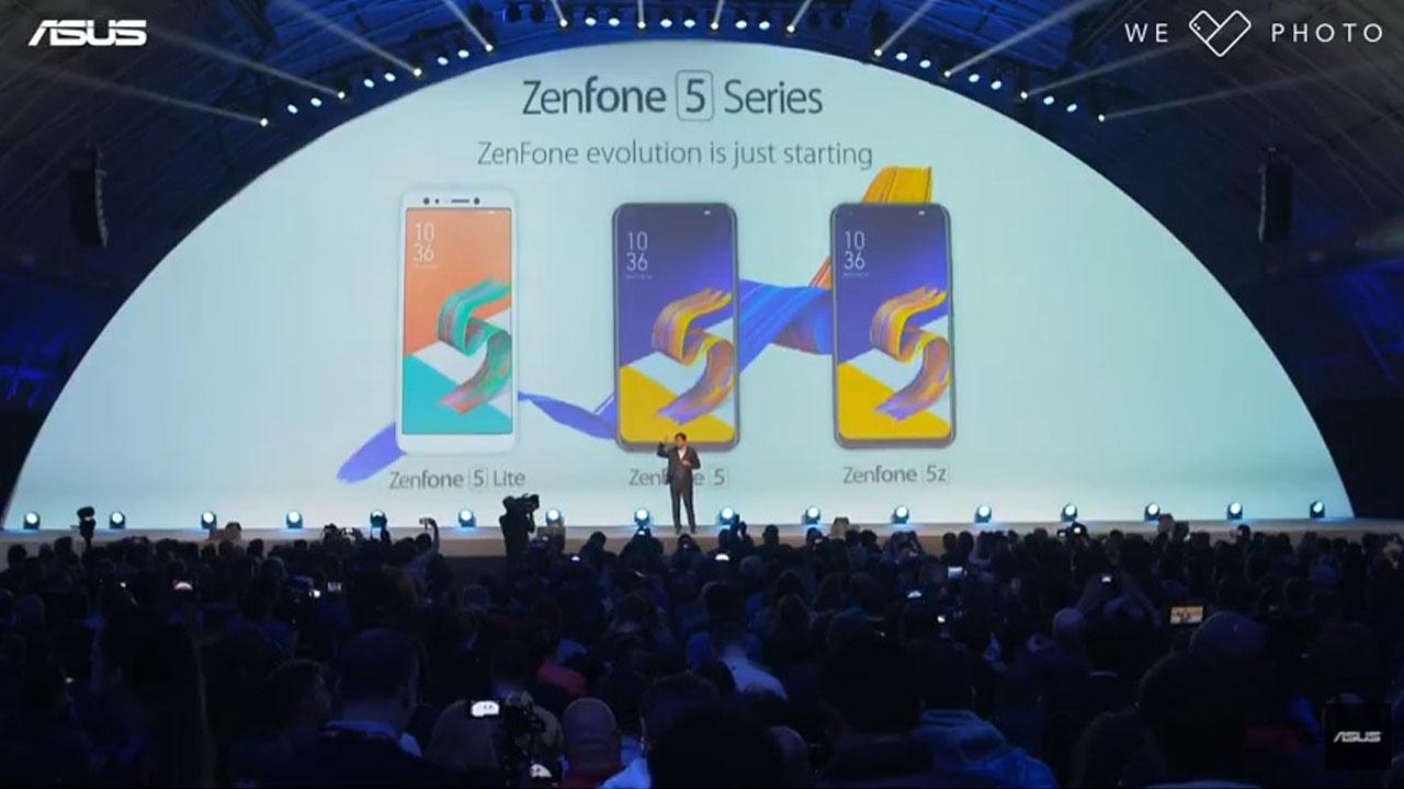 ZenFone 5 Series Launch