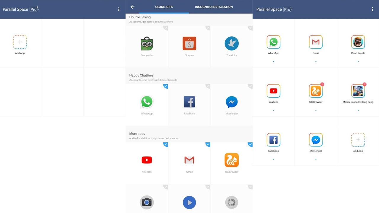 cara install dua whatsapp di satu android 1