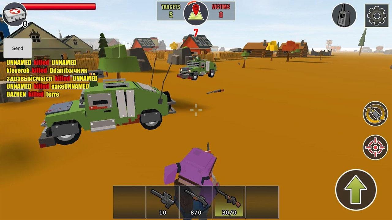 game battleground di android 4