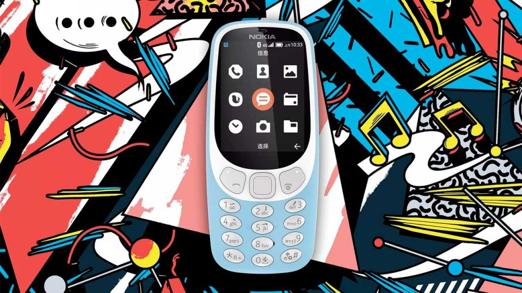 New Nokia 3310 4G Akhirnya Meluncur Harga Masih Rahasia