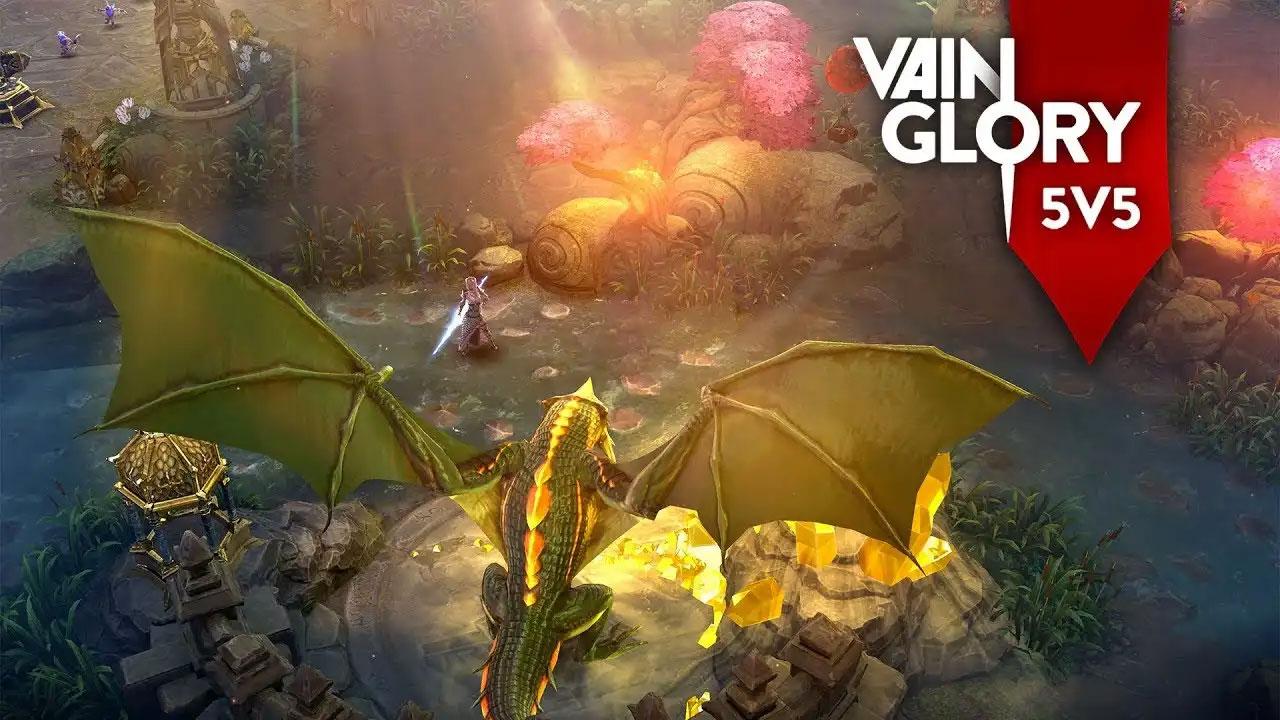 vainglory 5v5 banner