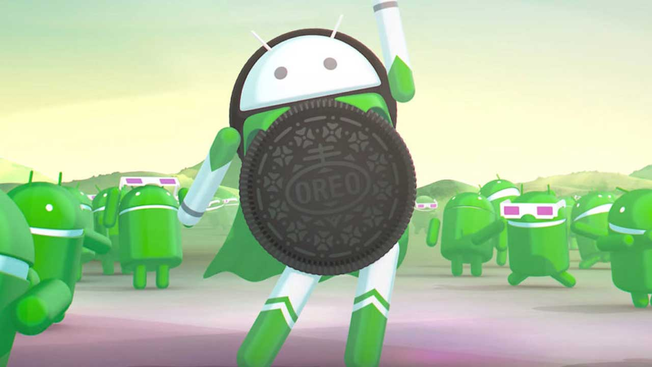 Android Oreo Update