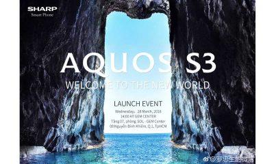 Aquos S3 400x240