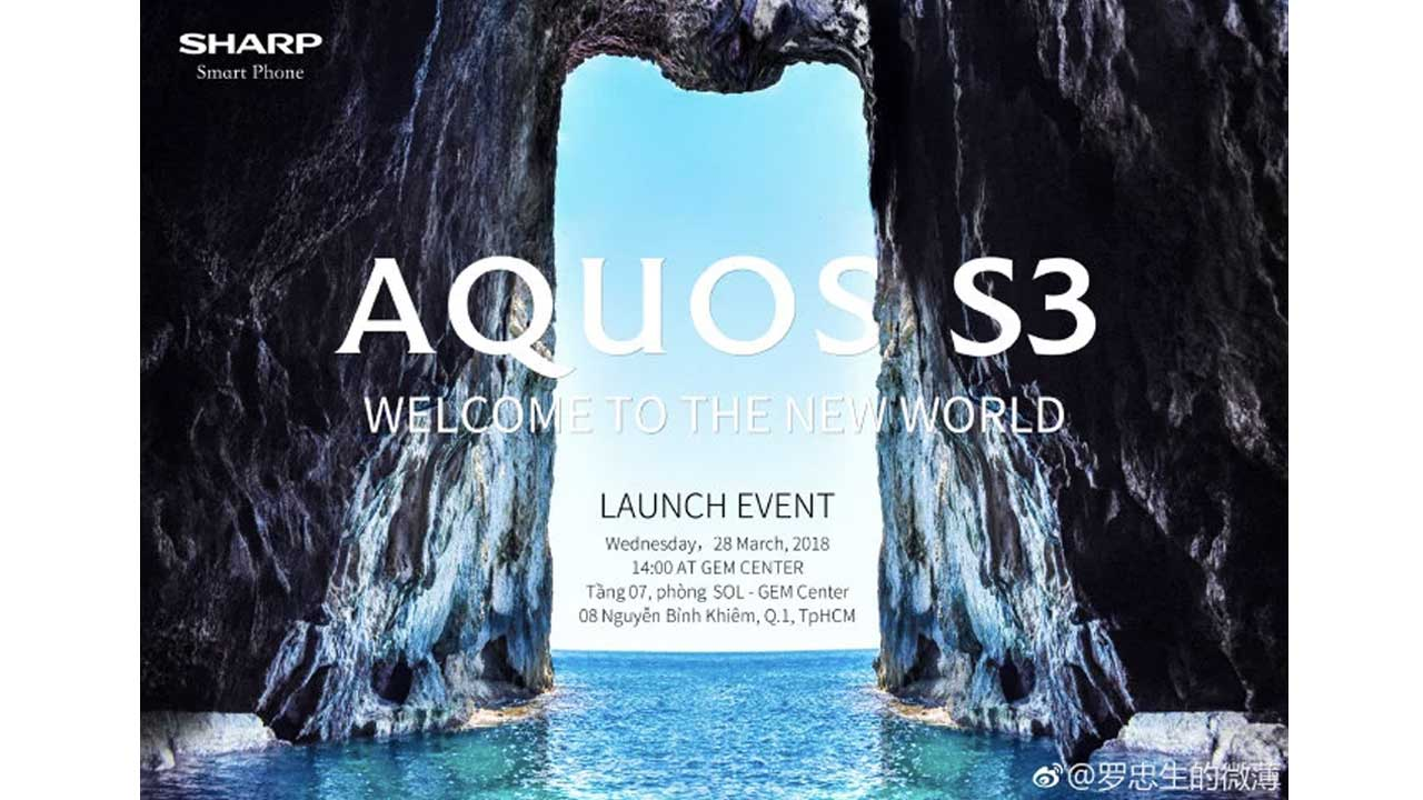 Aquos S3