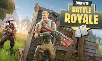 Fortnite Battle Royal 400x240