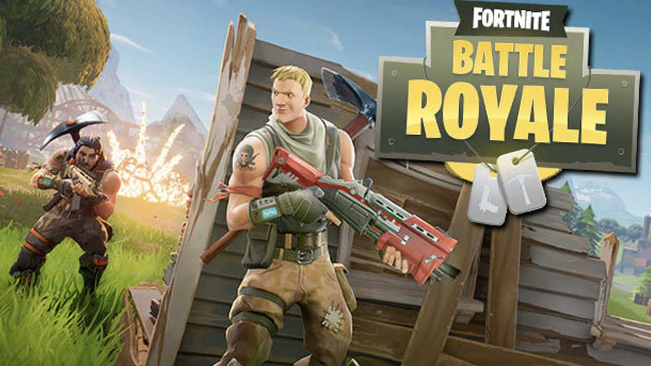 Fortnite Battle Roya
