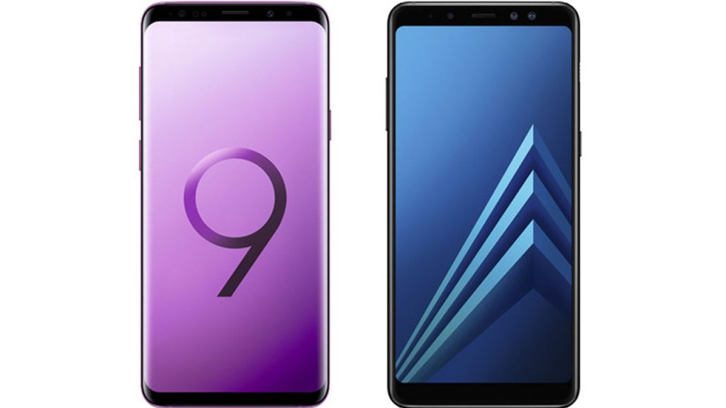 samsung rilis galaxy s9 dan a8 enterprise edition apa