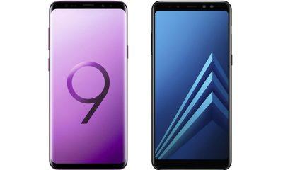 Galaxy S9 dan Galaxy A8 Enterperise Edition 400x240