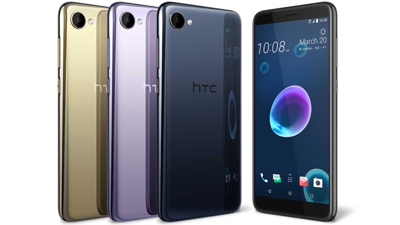 HTC Desire 12 Header