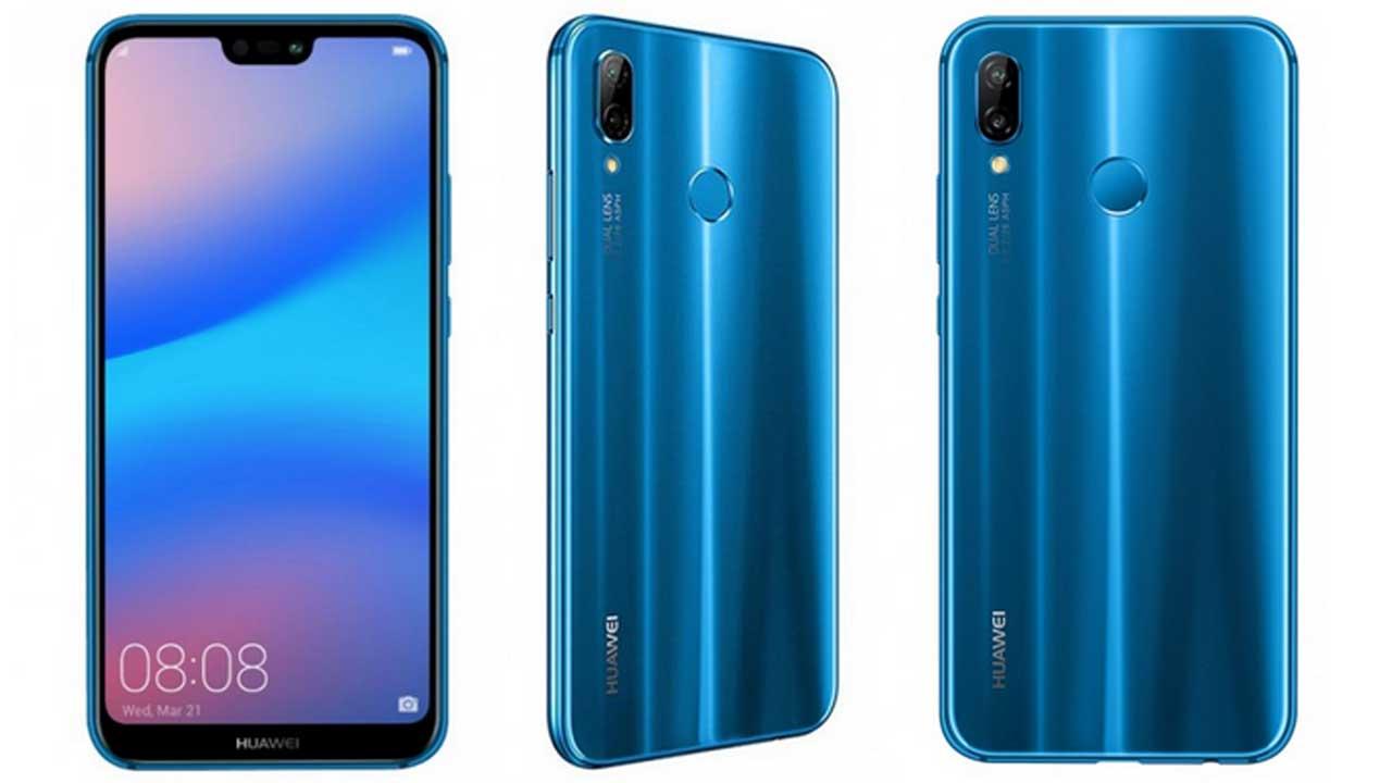 Huawei P20 Lite All